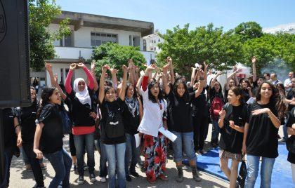Cérémonies de lancement des programmes INJAZ à Agadir, Marrakech et Fès