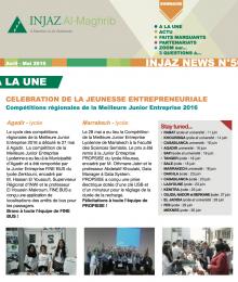 INJAZ News N°50