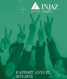 Rapport INJAZ Al-Maghrib 2012-2013