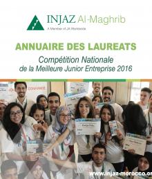 Annuaire des lauréats Company Program 2016
