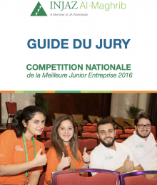 Guide du jury de la Compétition Nationale 2016