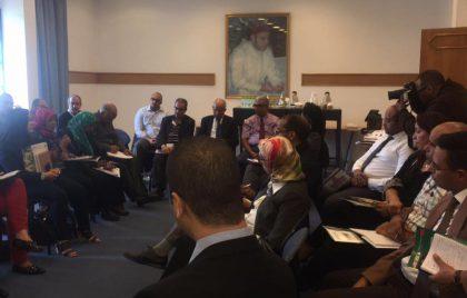 Organisation d'une table ronde à Meknès pour la promotion de l'entrepreneurial social