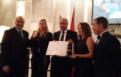 Boeing remporte le premier prix catégorie RSE de l'amcham