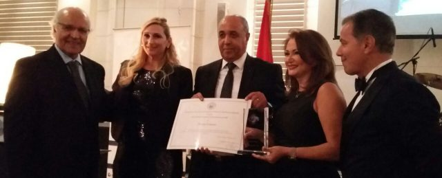 Boeing won the CSR prize from the Amcham