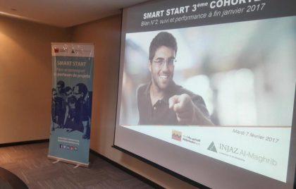 Bilan N°2 – Smart Start