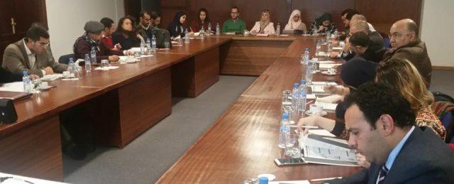 Meeting des conseillers bénévoles de Tanger