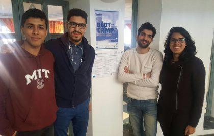Bootcamp de l'entrepreneuriat social SEED EURO-MED