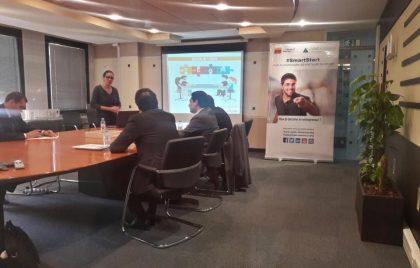 JURY BLANC de la 3ème promotion du programme Smart Start