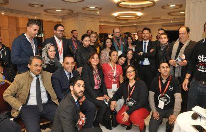 Intervention de Mme Mamou au StartUp Grind Casablanca