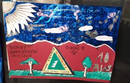 Organisation d'un atelier EMC à l'Orphelinat » La Maison des Enfants» de Akari