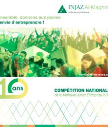 Brochure de la Compétition Nationale 2017