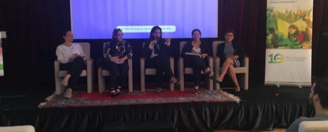 Cycle de conférences Business Leaders à l'occasion de la date anniversaire d'INJAZ Al-Maghrib